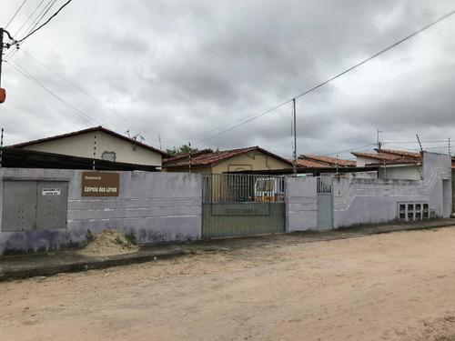 Casa Com 2 Dormitórios À Venda, 42 M² - Jardins - São Gonçalo Do Amarante/rn - Ca0370 - Ca0370