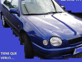 Toyota Corolla Linea Nueva 99- 2.175.000 Hoy - Al 8380-1426