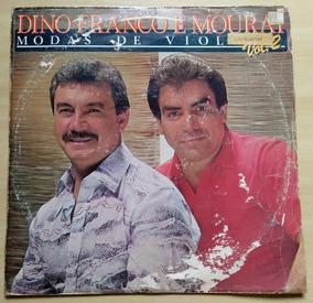 Dino Franco E Mourai Modas De Viola Vol 2 1986 Lp Vinil