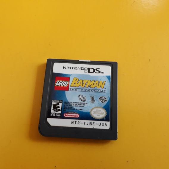 Jogo Nintendo Ds Batman Lego Sem Caixa