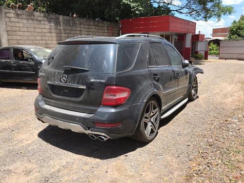 Imagem 1 de 5 de Sucata Mercedes Benz Classe Ml 63 2009 Gasolina