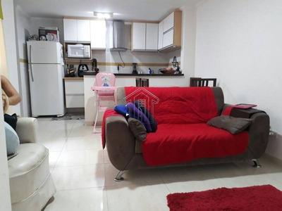 Apartamento Sem Condomínio Cobertura Para Venda No Bairro Vila Scarpelli - 9071mercadoliv