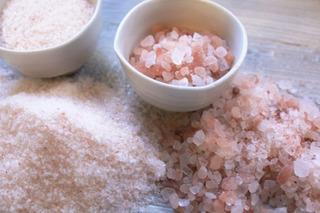 Bicarbonato Sódio Pa+ Cloreto Magnésio Pa + Sal Rosa 1k Cada