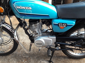 Honda Cg 82 Bolinha
