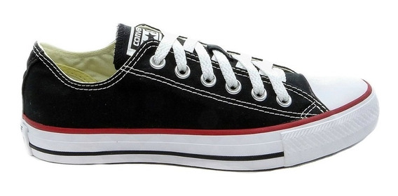 Tênis Converse All Star Ct As Core Ox Preto/vermelho Ct00010