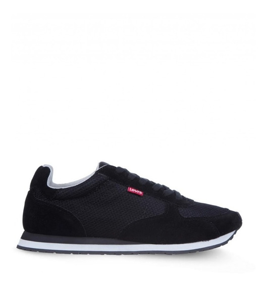 Tênis Levis Casual Eagle Running Black 225980007