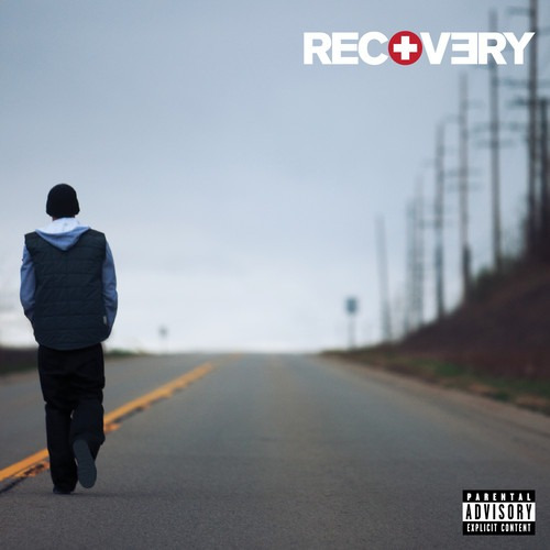 Vinilo Eminem Recovery