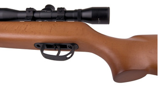 Rifle Aire Crosman Optimus 5.5mm El Jabalí