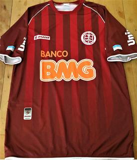 Camisa Deportiva Ferroviária Usada Em Jogo 2011/12