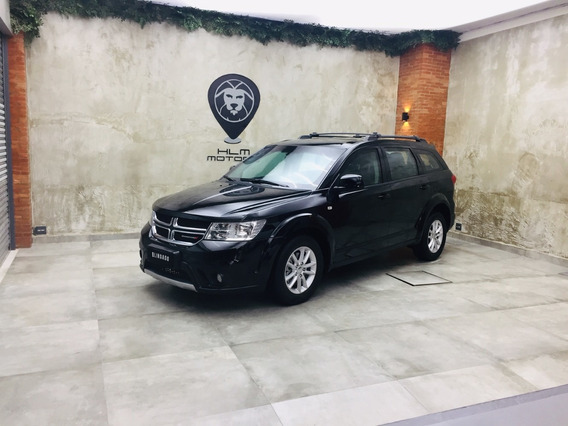 Dodge/journey Sxt (7 Lug) 2013/2014 Un Dono 53mkms Blindada