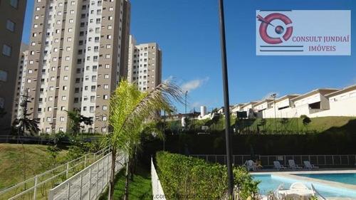 Imagem 1 de 6 de Apartamentos À Venda  Em Jundiaí/sp - Compre O Seu Apartamentos Aqui! - 1298294