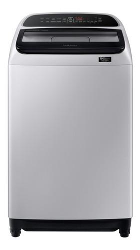 Lavadora automática Samsung WA13T5260B inverter  gris lavanda y negra 13kg 120V