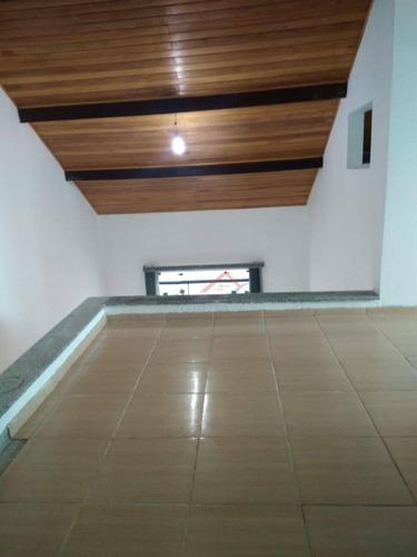 Imagem 1 de 12 de Sobrado, 172 M² - Venda Por R$ 900.000,00 Ou Aluguel Por R$ 3.800,00/mês - Vila Bocaina - Mauá/sp - So0007