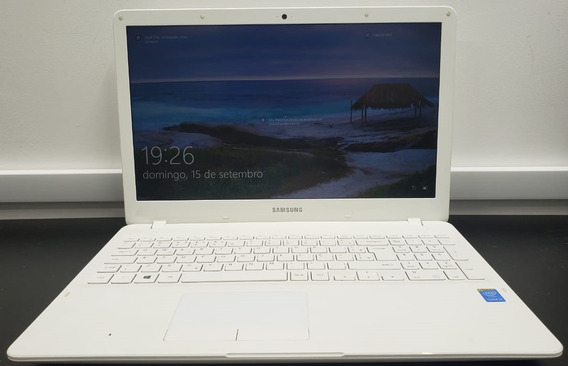 Notebook Samsung I3 4gb Hd 1.0tb Branco