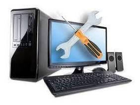 Imagem 1 de 2 de Manutenção De Computadores E Notebooks Em Geral