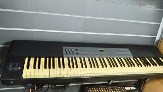Piano Digital E Controlador M-audio Prokeys 88 Usado
