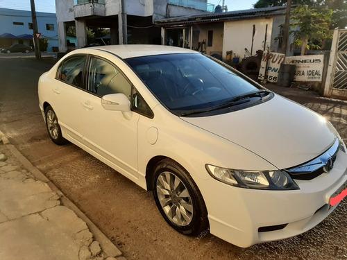 Honda Civic 2011 1.8 Lxl Couro Flex 4p