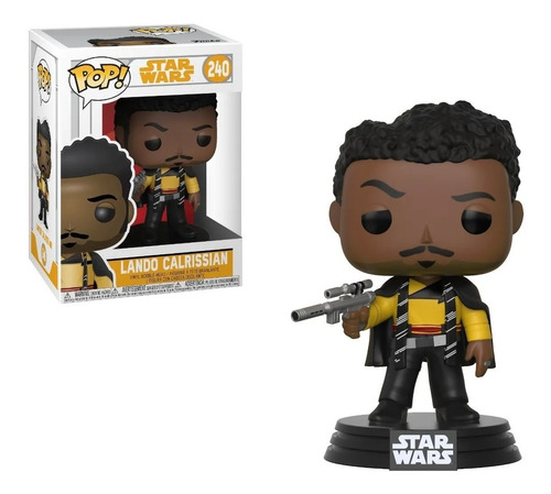 Funko Pop! Lando Calrissian 240 Star Wars