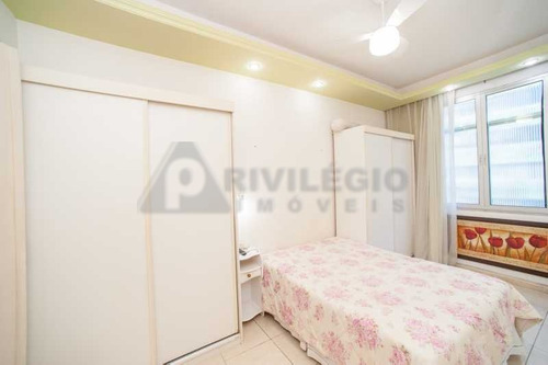 Apartamento À Venda, 1 Quarto, Copacabana - Rio De Janeiro/rj - 15319