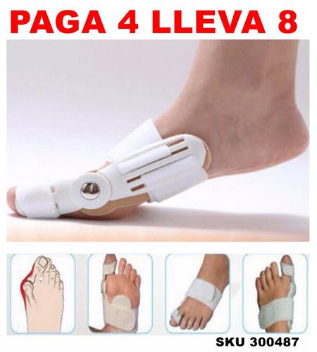 Paga4 Lleva8 Corrector Juanete Ver 2.0 Hallux Valgus W01
