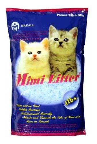 Mimi Litter Arena Para Gato 4 Lb