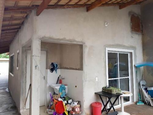 Casa Nova No Cibratel 2, Em Itanhaém, Ref. 5382 M H