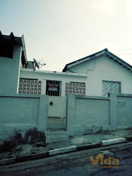 Casa Térrea Para Locação Em Km 18 - Osasco - 36700