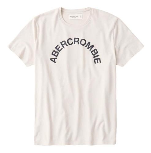Imagem 1 de 9 de Camiseta Abercrombie Original Orlando Graphic Logo