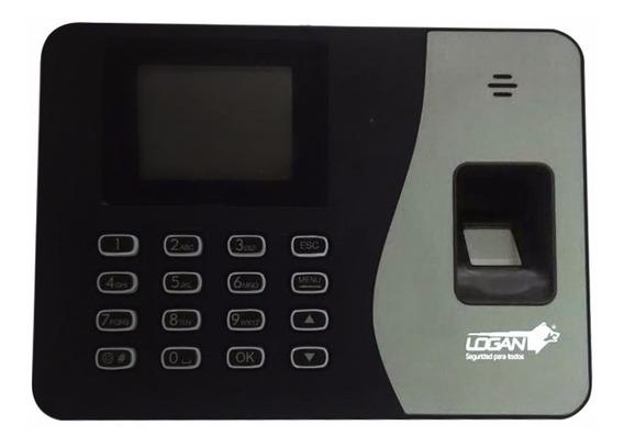 Lector Biometrico Capta Huella Control Asistencia Logan Usb