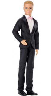 Barbie Fairytale Groom Doll Novio