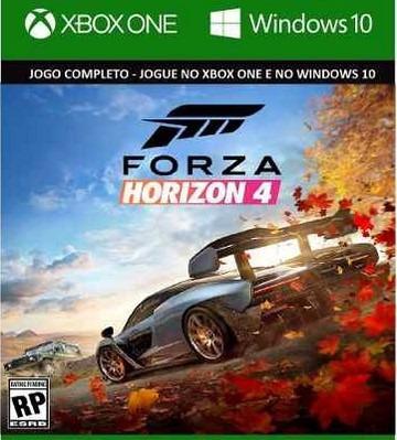 Forza Horizon 4 - Xbox One Tipo 1/2 Original