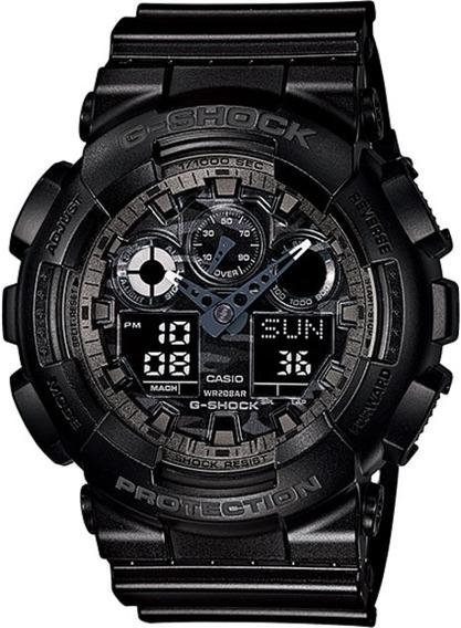 Relógio Casio G-shock Ga-100cf-1adr *camuflado