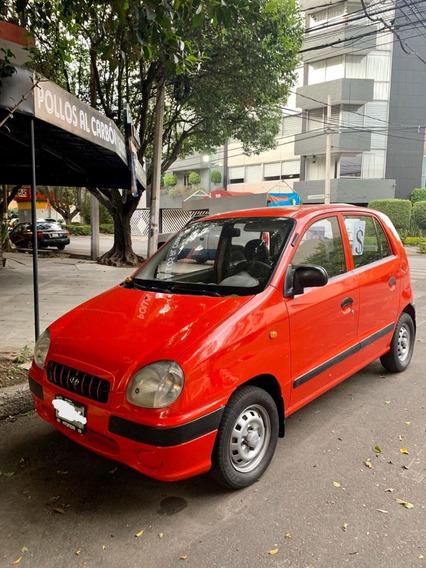 Se Vende Auto: Atos 2001 En Excelentes Condiciones