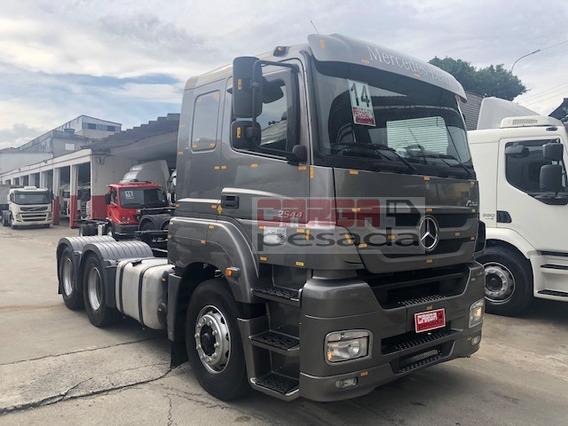 Mb Axor 2544 6x2 Canelinha = 2540 Scania 440 480 Fh 460 540