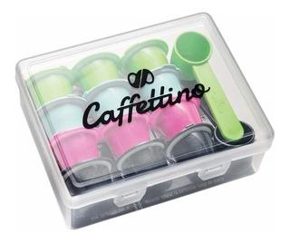 Capsulas Recargables Cafe Nespresso X12 - Cuotas Sin Interes
