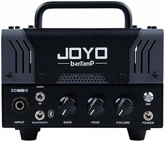 Amplificador Joyo Bantamp Series Zombie Mini Tube Head 20 ®