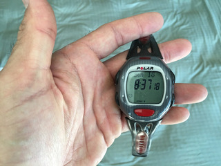 Polar S710 Usado , Detalhe Vidro ...