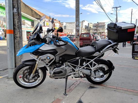 Bmw 1200gs Fuego Azul