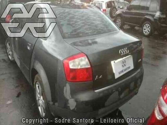 Sucata Peças Audi A4 2.4 2002 B5 B6 A3 1.6 1.8 2.8 2.4 V6