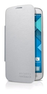 Tampa Capa Flip Cover Alcatel One Touch Pop C7 7040 Original
