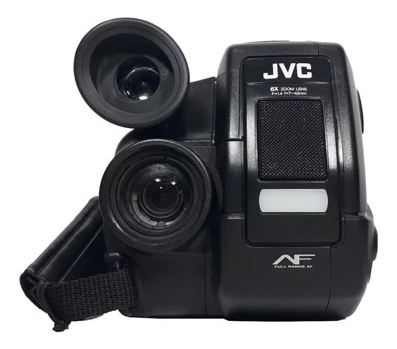 Filmadora Compact Vhs Jvc Videomovie Gr-ax2 No Estado