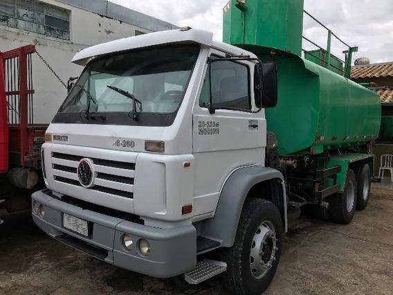 Volkswagem 26-260 6x4 Ano 2011/2012 Bombeiro