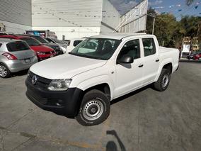 Volkswagen Amarok 2.0 Entry Eq. Mt 2014