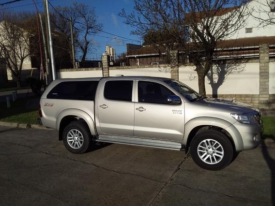 Toyota Hilux 2013 4x2 Srv Cuero