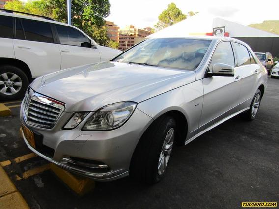 Mercedes Benz Clase E E200 Cgi Elegance
