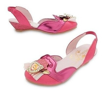 Sapato Princesa Aurora Original Disney P/entrega