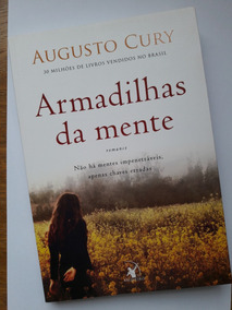 Livro Armadilhas Da Mente Augusto Cury Novo!!