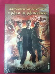 Livro Percy Jackson E Os Olimpianos - Mar De Monstros