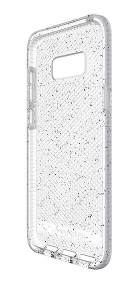 Funda Samsung Galaxy S8+ Tech21 Evo Check Active Gris