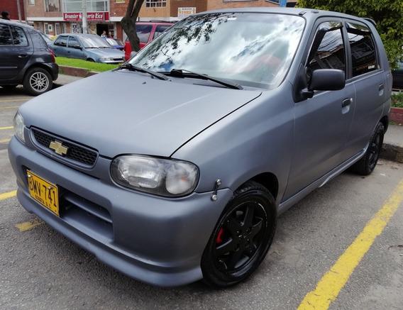 Chevrolet Alto 1.0